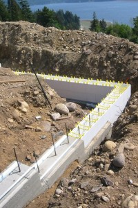 Basement Footings